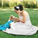 Custom Wedding Dog Dresses